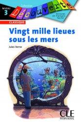 Collection Decouverte 3: Vingt mille lieues sous les mers Livre