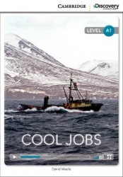 Cambridge Discovery Interactive Readers A1: Cool Jobs (Book with Online Access)