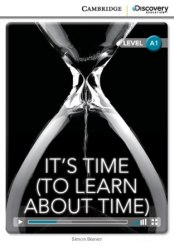 Cambridge Discovery Interactive Readers A1: It's Time (To Learn About Time) (Book with Online Access)