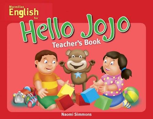 Hello Jojo Teacher's Book / Підручник для вчителя