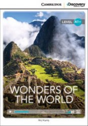 Cambridge Discovery Interactive Readers A1+: Wonders of the World (Book with Online Access)