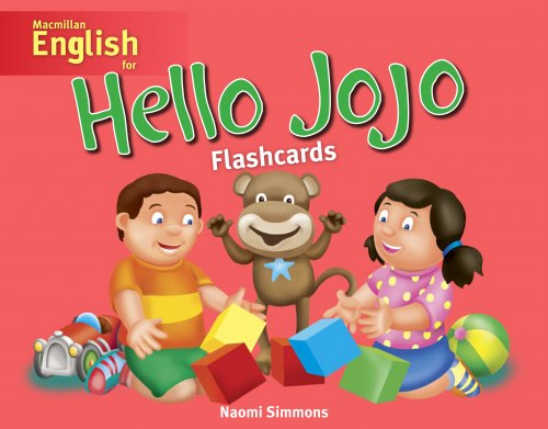 Hello Jojo Flashcards / Flash-картки