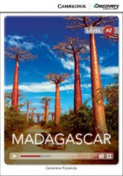 Cambridge Discovery Interactive Readers A2: Madagascar (Book with Online Access)