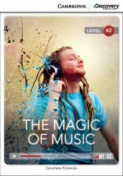 Cambridge Discovery Interactive Readers A2: The Magic of Music (Book with Online Access)
