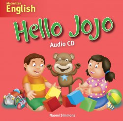 Hello Jojo Audio CD / Аудіо диск