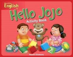 Hello Jojo Activity Book 2 (Units 5-8) / Робочий зошит
