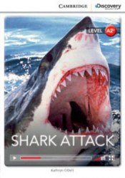 Cambridge Discovery Interactive Readers A2+: Shark Attack (Book with Online Access)