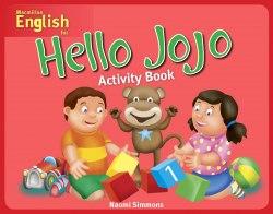 Hello Jojo Activity Book 1 (Units 1-4) / Робочий зошит