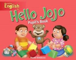 Hello Jojo Pupil's Book / Підручник для учня