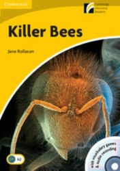 Cambridge Discovery Readers 2 Killer Bees: Book with CD-ROM/Audio CD Pack