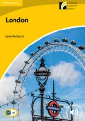 Cambridge Discovery Readers 2 London: Book with Downloadable Audio