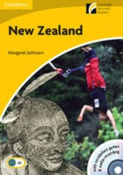 Cambridge Discovery Readers 2 New Zealand: Book with CD-ROM/Audio CD Pack