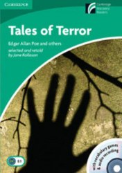 Cambridge Discovery Readers 3 Tales Terror: Book with CD-ROM/Audio CDs (2) Pack