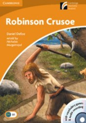 Cambridge Discovery Readers 4 Robinson Crusoe: Book with CD-ROM/Audio CDs (2) Pack