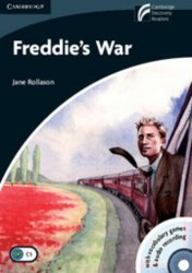 Cambridge Discovery Readers 6 Freddie's War: Book with CD-ROM/Audio CDs (3) Pack
