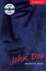 Cambridge English Readers 1: John Doe: Book with Audio CD Pack