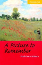 Cambridge English Readers 2: A Picture to Remember: Book with Audio CD Pack
