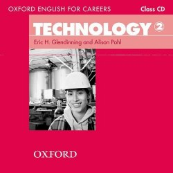 Oxford English for Careers: Technology 2 Class CD / Аудіо диск