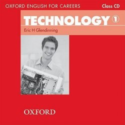 Oxford English for Careers: Technology 1 Class CD / Аудіо диск