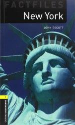 Oxford Bookworms Factfiles 1: New York