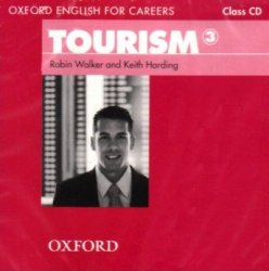 Oxford English for Careers: Tourism 3 Class CD / Аудіо диск
