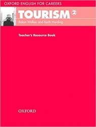 Oxford English for Careers: Tourism 2 Teacher's Resource Book / Ресурси для вчителя