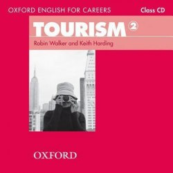 Oxford English for Careers: Tourism 2 Class CD / Аудіо диск