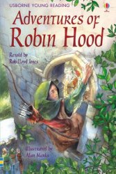 Usborne Young Reading 2 Adventures of Robin Hood