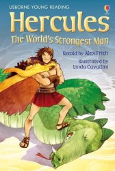 Usborne Young Reading 2 Hercules: The World's Strongest Man