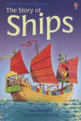 Usborne Young Reading 2 The Story of Ships