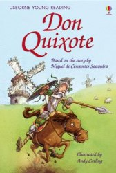 Usborne Young Reading 3 Don Quixote
