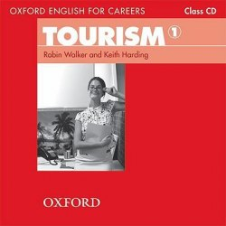 Oxford English for Careers: Tourism 1 Class CD / Аудіо диск