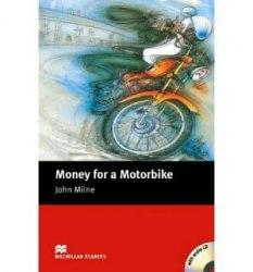 Macmillan Readers: Money for a Motorbike + CD