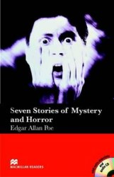 Macmillan Readers: Seven Stories of Mystery and Horror + Audio CD + extra exercises