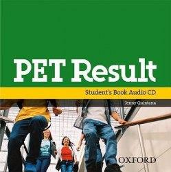 PET Result Student's Book Audio CD / Аудіо диск