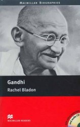 Macmillan Readers: Gandhi + Audio CD + extra exercises