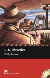 Macmillan Readers: L. A. Detective + Audio CD