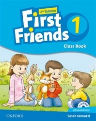 First Friends 1 (2nd Edition) Class Book and MultiROM Pack Oxford University Press