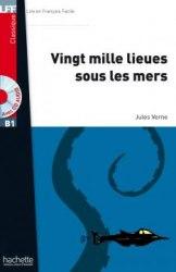 Lire en francais facile B1 20 000 lieues sous les mers + CD audio