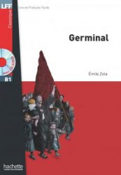 Lire en francais facile B1 Germinal + CD audio