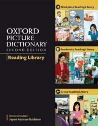 Oxford Picture Dictionary Second Edition Reading Library / Словник