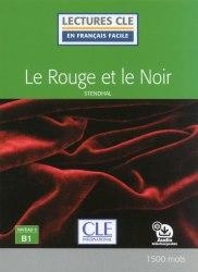 Lectures en francais facile (2e Édition) 3 Le rouge et le noir