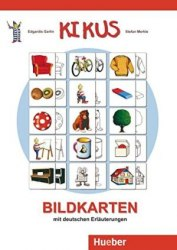 Kikus Bildkarten mit deutschen Erläuterungen / Картки