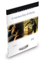 Primiracconti (A2-B1) Il manoscritto di Giotto + CD Audio
