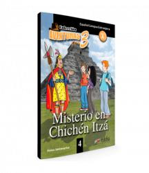 Aventuras para 4 (A1) Misterio en Chichen Itza