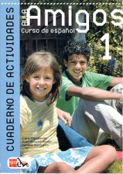 Aula Amigos 1 Cuaderno de actividades / Робочий зошит