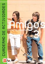 Aula Amigos 3 Cuaderno de actividades / Робочий зошит