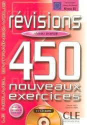 Révisions 450 exercices — Niveau avancé — Cahier d'exercices