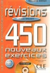 Révisions 450 exercices — Niveau débutant — Cahier d'exercices