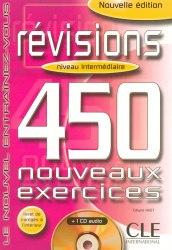 Révisions 450 exercices — Niveau intermédiaire — Cahier d'exercices